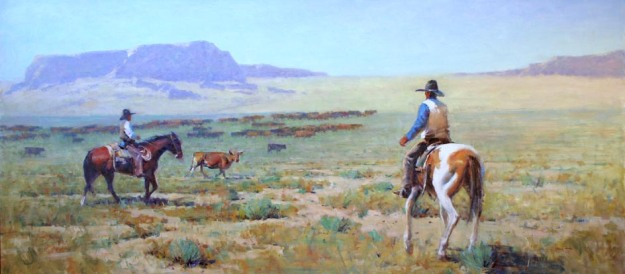 Range Riding Cowboys