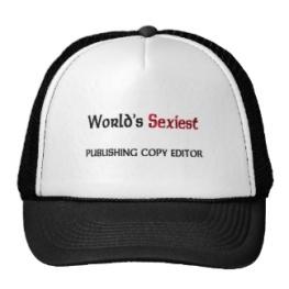 Copy Editor Hat