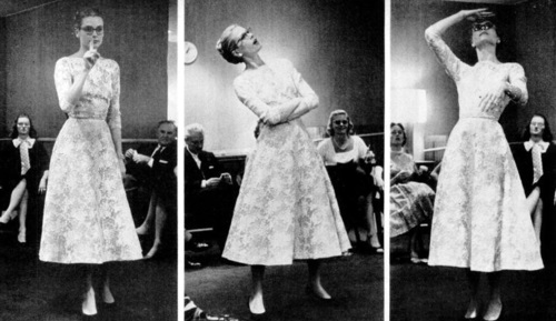 Grace Kelly charades